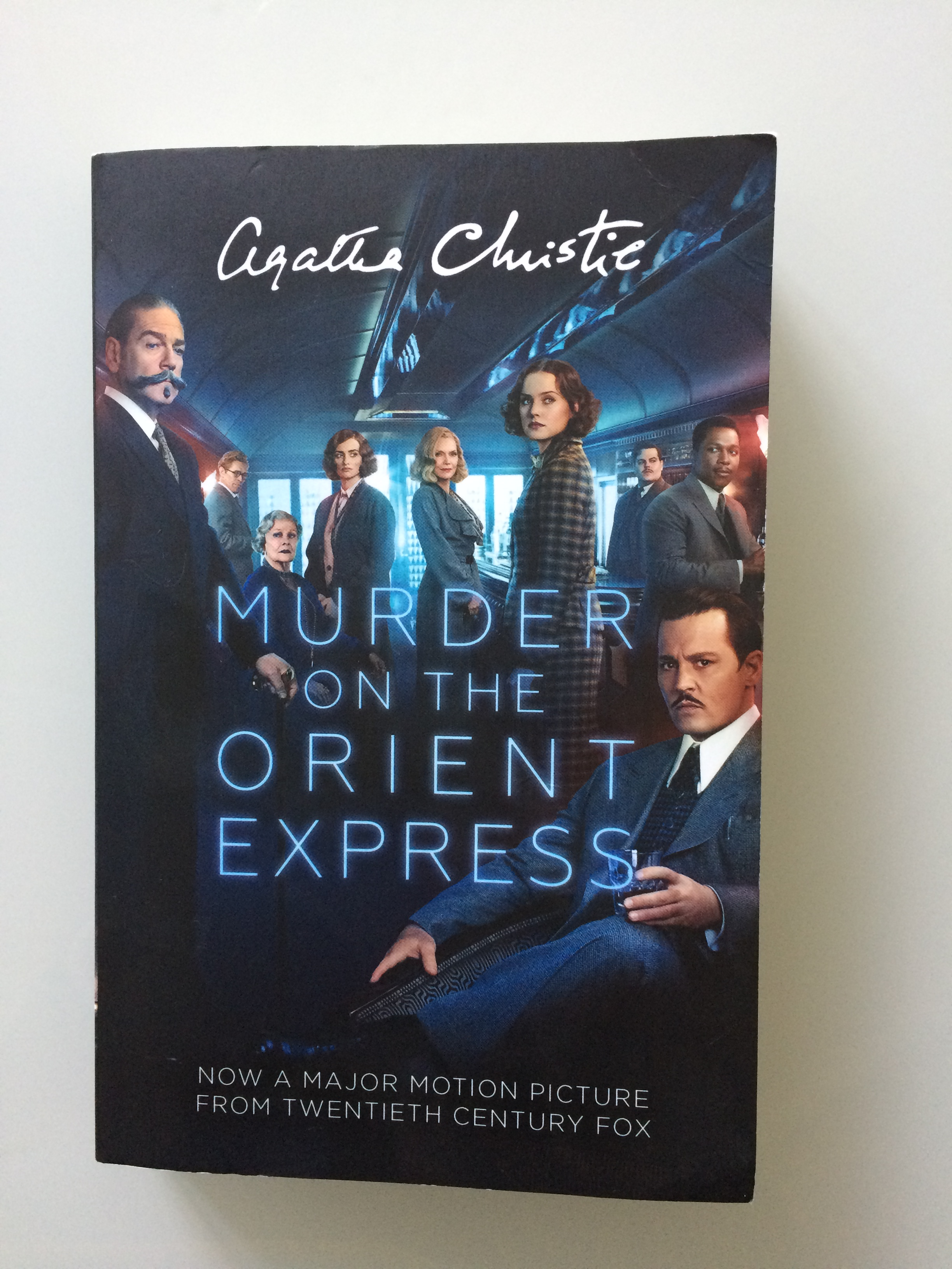 Murder on the Orient Express img