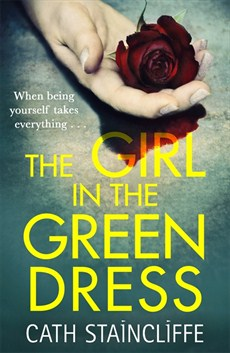 The girl in the green dress img
