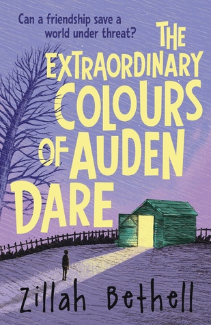 The Extraordinary Colours of Auden Dare img