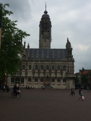 Middelburg - possibly my favourite place in the world