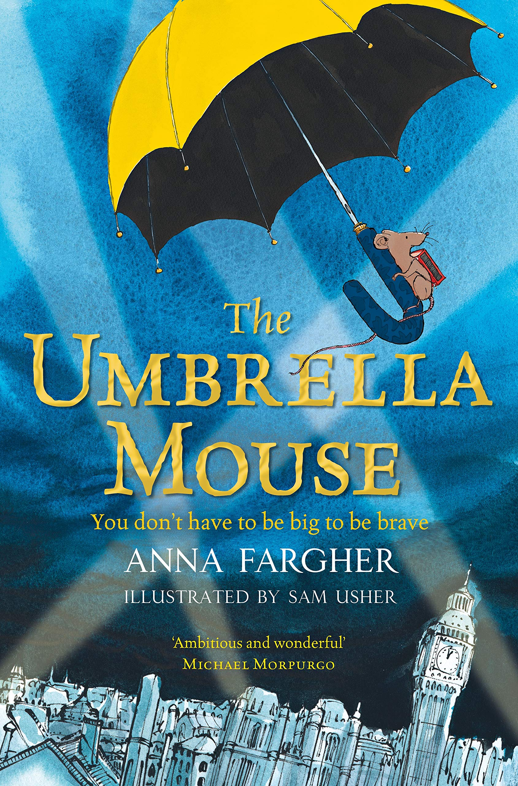 The Umbrella Mouse img