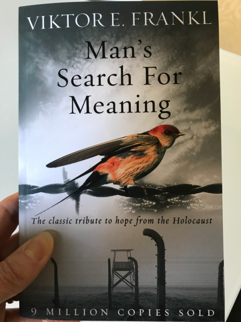Man's Search for Meaning – Julia's books