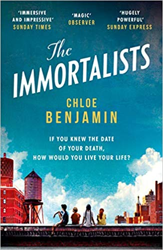 The Immortalists img